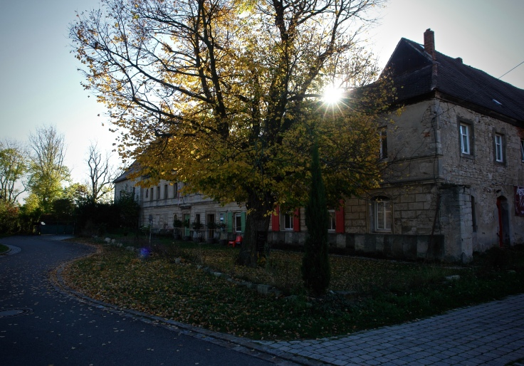 Zscheiplitz Manor - Herrenhaus